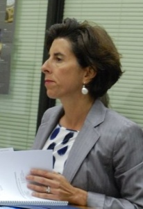 Raimondo, who is running for Governor will need to explain the performance